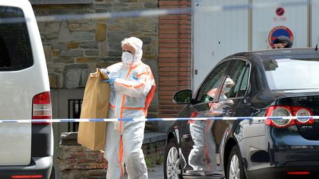 تفتيش منزل منفذ تفجير بروكسل