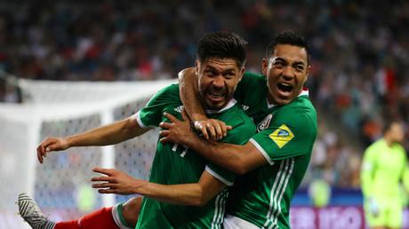 المكسيك تهزم نيوزيلندا