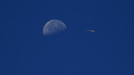 طائرة حربية سورية - أرشيف