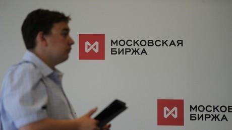 المستثمرون الأجانب يدعمون بورصة موسكو