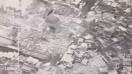 """بغداد: تفجير """"النوري"""" إعلان لهزيمة داعش"""
