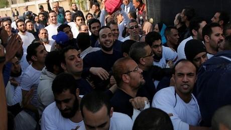أول دفعة من المفرج عنه بالعفو الرئاسي- مصر