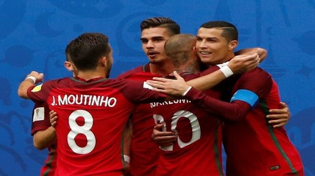 البرتغال تسحق نيوزيلندا وتبلغ الدور نصف النهائي