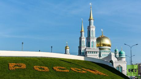 جامع موسكو الكبير (صورة أرشيفية)