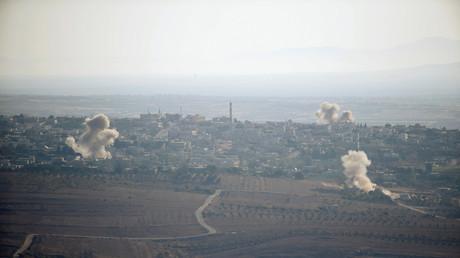 جنوب سوريا - صورة من الأرشيف