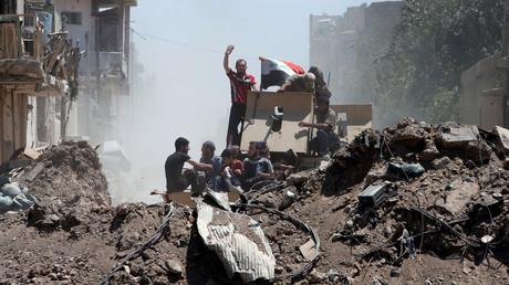 معارك في الموصل