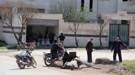 محافظة إدلب .. صورة أرشيفية