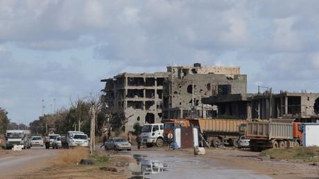 بنغازي (صورة أرشيفية)