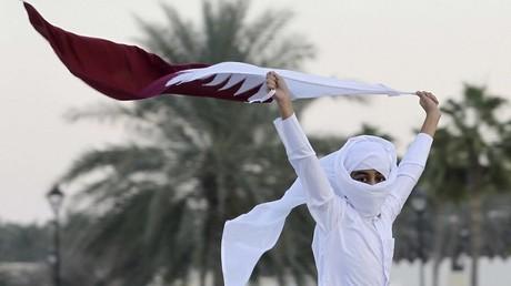 المركزي القطري يطمئن المتعاملين على استقرار الريال