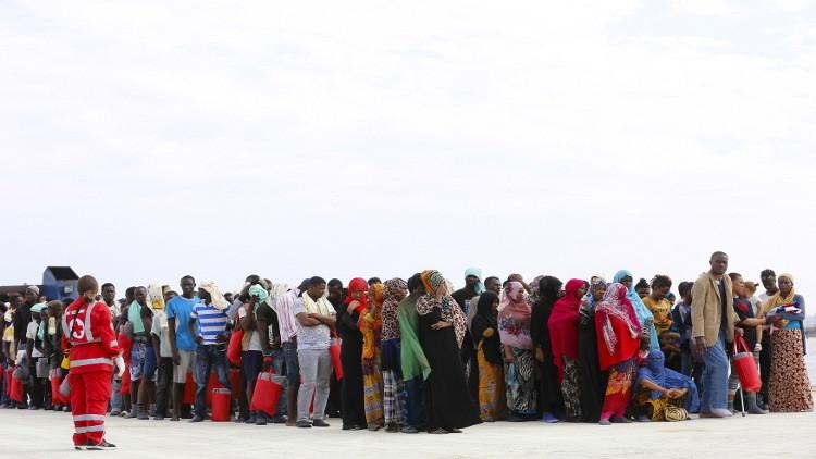 وزراء داخلية أوروبيون يجتمعون لإنقاذ إيطاليا من المهاجرين