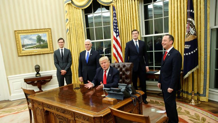 كم يتقاضى كبار موظفي ترامب؟!