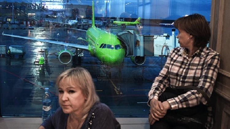 إلغاء وتأجيل أكثر من 200 رحلة جوية بسبب العاصفة في موسكو