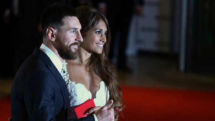 حفل زفاف النجم ليونيل ميسي وصديقته أنتونيلا روكوزو
