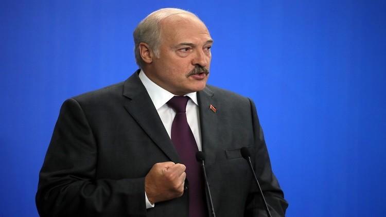 لوكاشينكو: الشعب البيلاروسي بغنى عن الثورات