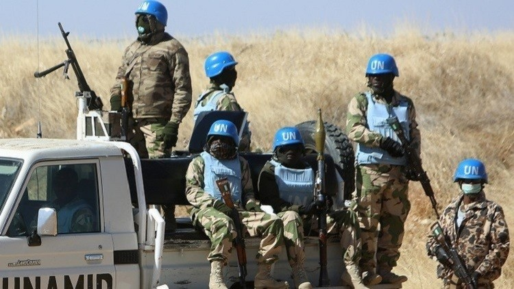 السودان: تخفيض قوات حفظ السلام مؤشر على طي صفحة النزاع في دارفور