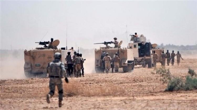 القوات العراقية تحرر مناطق حدودية مع السعودية من تنظيم