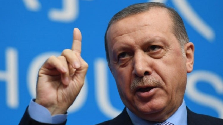 أردوغان يتهم حزب المعارضة الرئيسي بـ