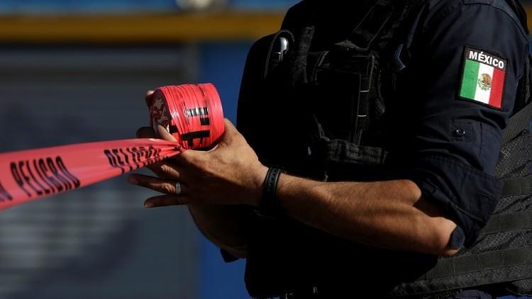 مقتل 19 شخصا في مواجهات مع قوات الأمن بالمكسيك