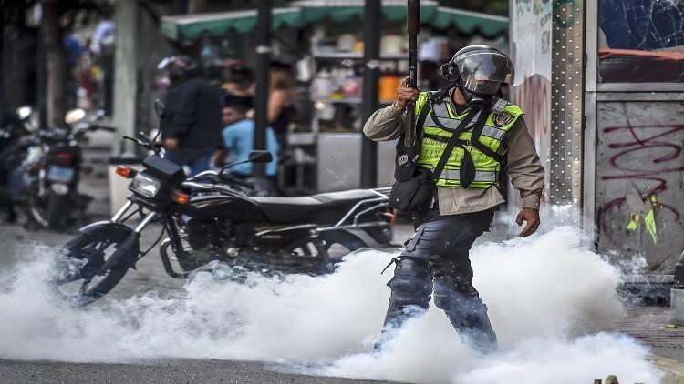 مقتل 4 متظاهرين في احتجاجات مستمرة في فنزويلا