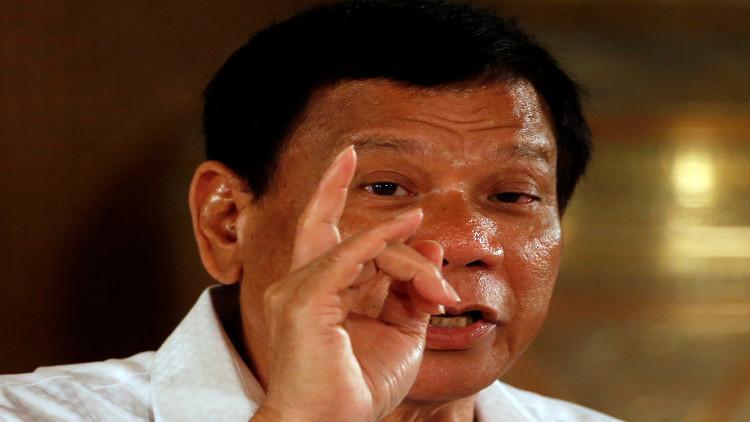 الرئيس الفلبيني يهدد منتقدي
