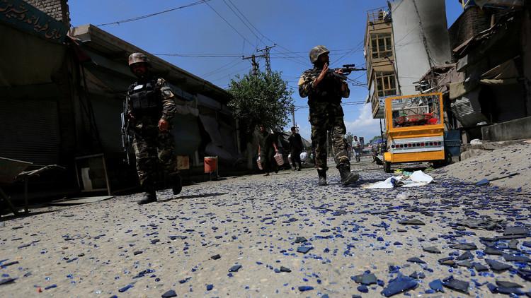 مقتل 13 شخصا جراء هجوم مسلح على مسجد شمال أفغانستان