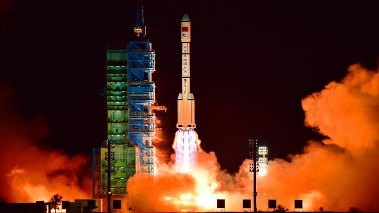 السلطات الصينية تعلن عن فشل إطلاق ثاني أثقل صواريخها الفضائية