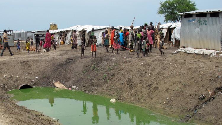 تحذيرات من التفشي الخطير لوباء الكوليرا في جنوب السودان