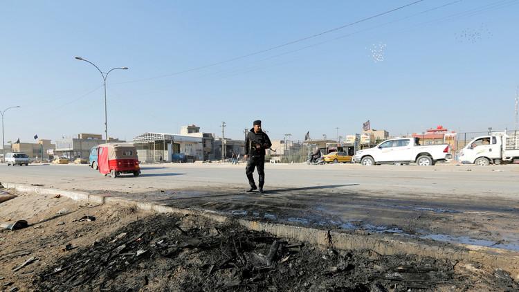 14 قتيلا جراء هجوم انتحاري على مخيم للنازحين في محافظة الأنبار العراقية