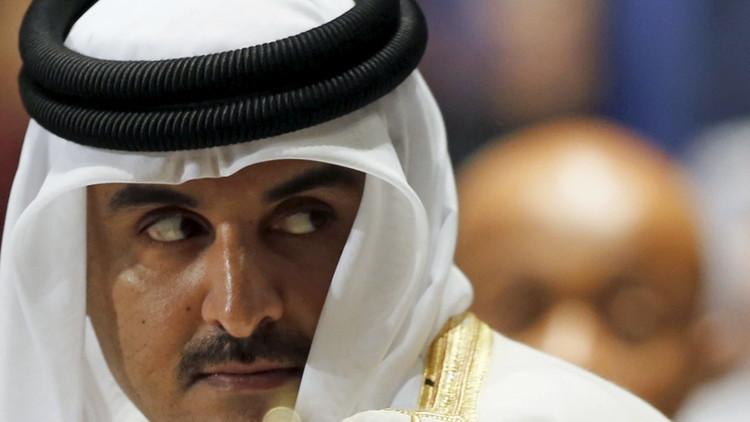 رسالة من تميم إلى أمير الكويت تتضمن الرد على مطالب دول المقاطعة