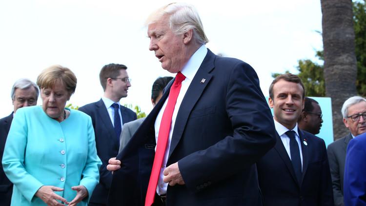 ميركل تلتقي ترامب في هامبورغ الأسبوع الجاري