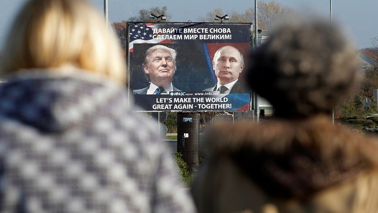 CNN: سوريا تتصدر أجندة ترامب في أول اجتماع له ببوتين