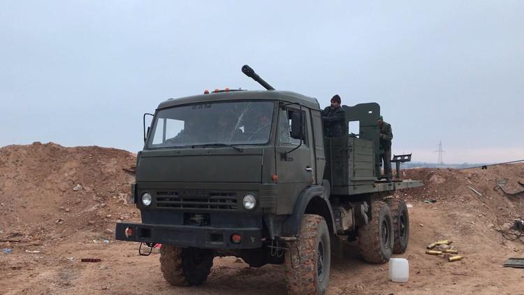 دمشقتعلن وقفالأعمال القتالية في المنطقة الجنوبية حتى الخميس المقبل