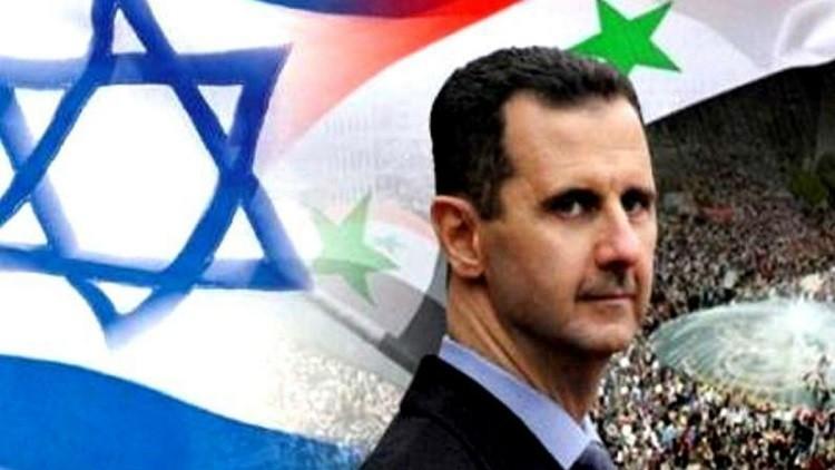 أسرار الحرب السورية: العامل الإسرائيلي