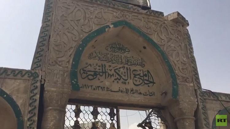خاص لـRT من الموصل.. فيديو مواجهات البلدة القديمة