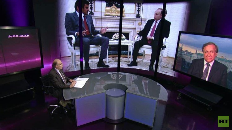 مستشار مجلس الاتحاد الروسي: أزمة قطر بدأت بتلفيق ولغة الإنذارات غير مناسبة!