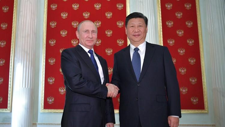 لماذا يزور الزعيم الصيني الرئيس الروسي؟