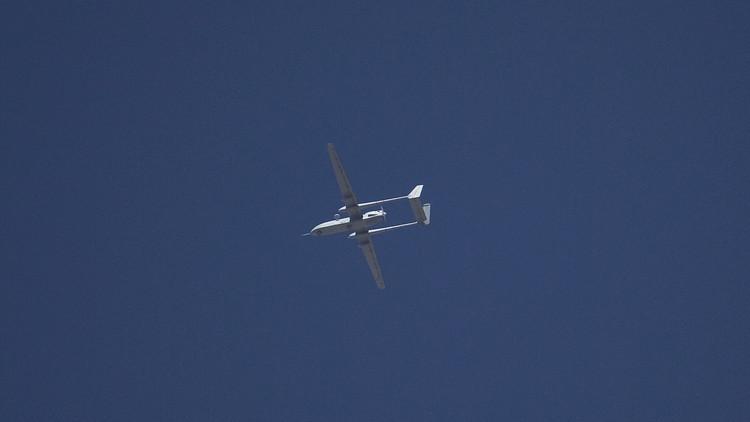 تضارب الأنباء حول مصير طائرة إسرائيلية مسيّرة فوق القنيطرة