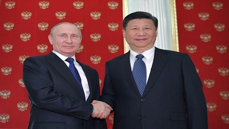 موسكو تكمل مشروعا ضخما مع الصين