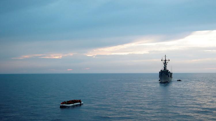 إسبانيا: فقدان 49 مهاجرا في مياه المتوسط