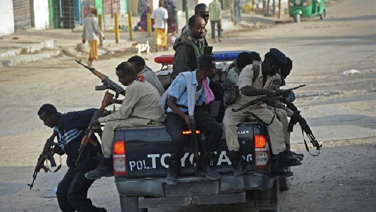 مقتل جنديين بهجوم مسلحين على القصر الرئاسي في عاصمة الصومال