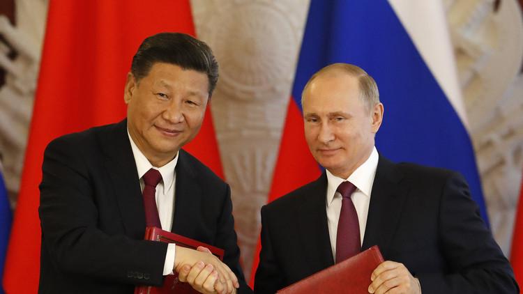 روسيا والصين تتفقان على مواصلة الكفاح المشترك ضد الإرهاب