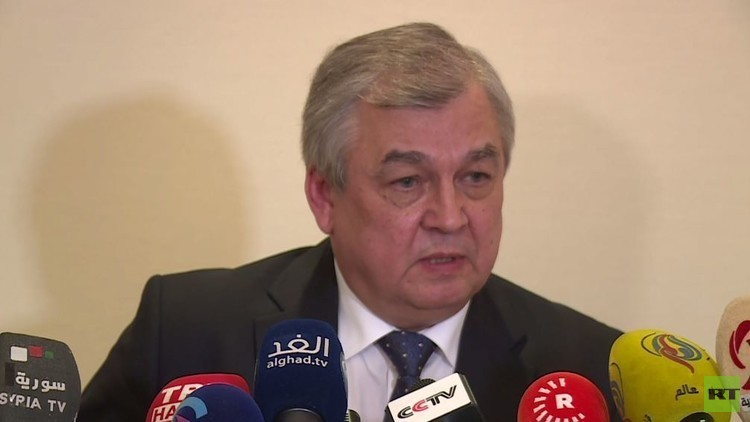 موسكو: لا تأثير للأزمة حول قطر على مفاوضات أستانا