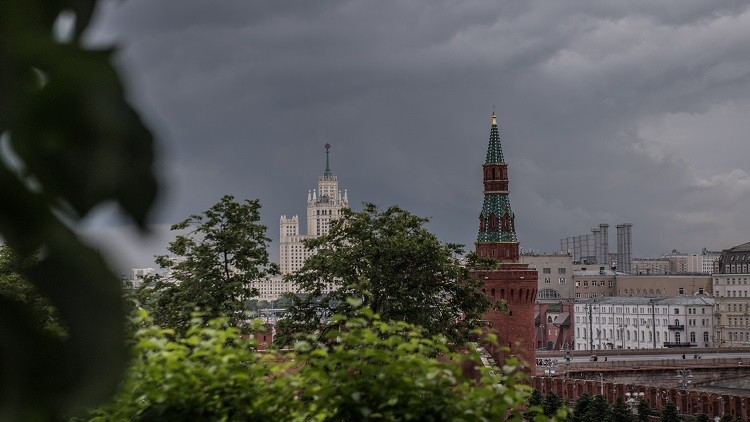 موسكو ترد على العقوبات الغربية