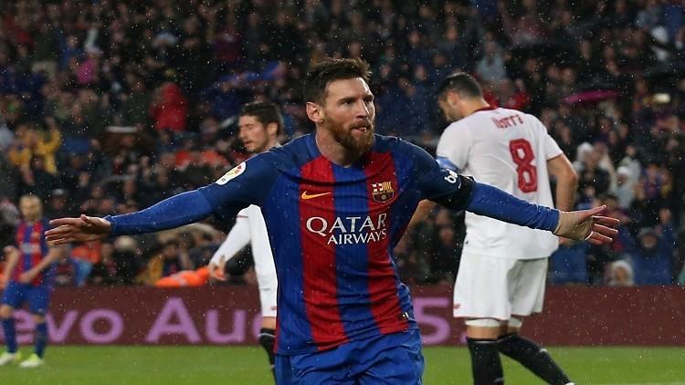 ميسي يبقى وفيا لبرشلونة حتى عام 2021
