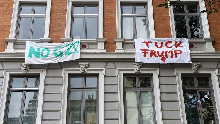 التوترات تحاصر قمة G20 ومتظاهرون يتوعدونها بـ