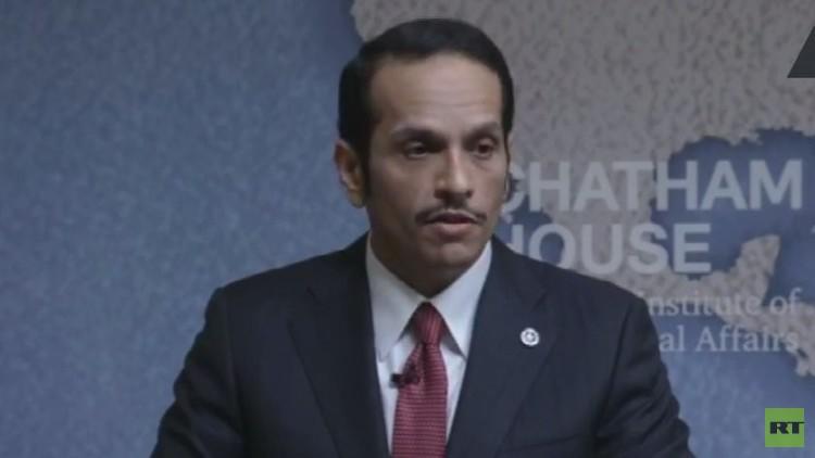 وزير الخارجية القطري: نريد علاقات بناءة مع إيران ولن نقبل التدخلات الخارجية