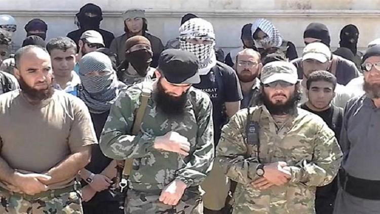 الغرب أجمع يسلح الإرهابيين في سوريا