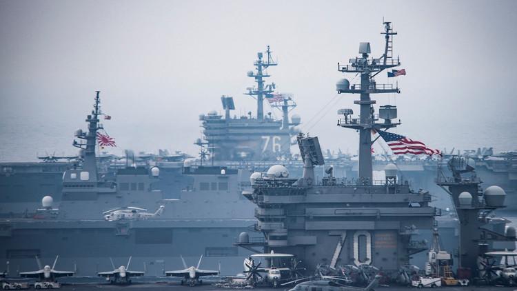 واشنطن لم تتجاوب مع المبادرة الروسية الصينية لحل أزمة كوريا