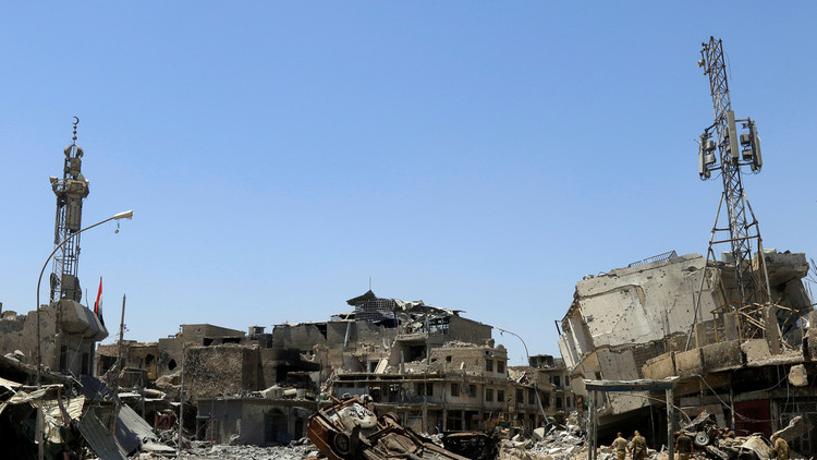 الأمم المتحدة: كلفة إعادة إعمار الموصل تفوق المليار دولار