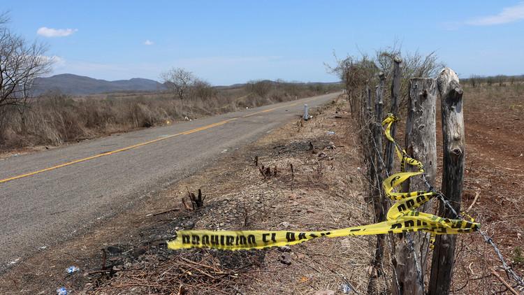 مقتل وإصابة 26 شخصا باشتباك دموي بين عصابات إجرامية في المكسيك